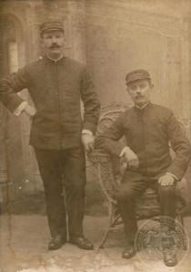 Ondřej Grill v Americe se svým bratrem Jakubem