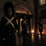 Stráž granátníků v průběhu plesu válečných veteránů, 2016, Schwarzenberská granátnická garda