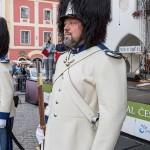 Svatováclavské slavnosti 2018 a uvedení nových granátníků do služby, Schwarzenberská granátnická garda, Foto/zdroj: Lubor Mrázek
