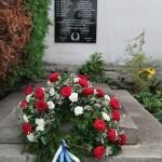 Pieta u hrobu Bartoloměje Reindla, Schwarzenberská granátnická garda