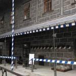 Po dvou dnech práce, obnova strážnice, Schwarzenberská granátnická garda