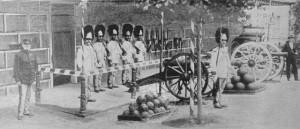 Nově objevená fotografie, Archiv Schwarzenberské granátnické gardy