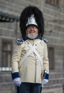 Letní slavnostní uniforma (foto: Jan Sommer), Schwarzenberská granátnická garda