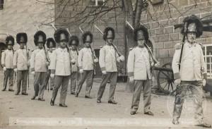 Granátníci za První republiky, začátek 30. let 20. století, Archiv Schwarzenberské granátnické gardy