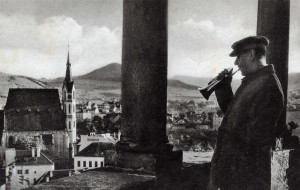 Věžný a granátník Franz Bürger za II. světové války, Soukromý archiv Jana Palkoviče a Iva Janouška