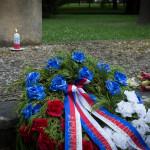 """Pieta za padlé u Zborova, """"Svíčka za padlé"""", výročí bitvy u Zborova, Foto/zdroj: Filip Putschögl"""