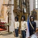 28. října 2018, 100 let republiky v Českém Krumlově, Schwarzenberská granátnická garda, Foto/zdroj: Lubor Mrázek
