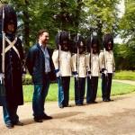 Jeho Jasnost princ a kníže Ferdinand ze Schwarzenbergu na Krumlově, Schwarzenberská granátnická garda